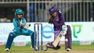 Women's T20 Challenge, SUP vs VEL Today Match Report: Sune Luus, Ekta Bisht Star as Velocity Stun Defending Champions Supernovas by Five-wickets in Sharjah