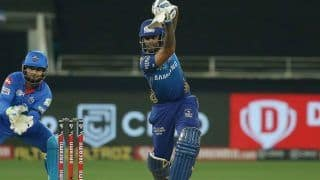 Suryakumar Yadav Makes His Debut For India Against England