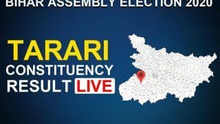 Tarari Constituency Election Result LIVE: CPI's Sudama Prasad Leading