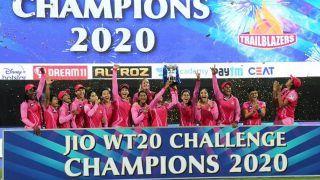 Women's T20 Challenge: Smriti Mandhana, Salma Khatun, Deepti Sharma Star as Trailblazers Beat Supernovas to Win Maiden Title