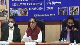 Bihar Elections 2020: कांग्रेस-आरजेडी ने मतगणना को लेकर लगाया आरोप तो निर्वाचन आयोग ने कही ये बड़ी बात