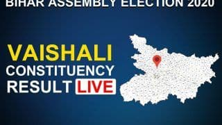 Vaishali Constituency Election Result: Siddharth Patel of JDU Defeats Congress' Sanjeev Singh, Retains Party Seat