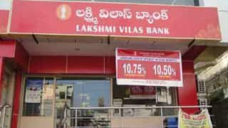 Lakshmi Vilas Bank Has Enough Liquidity to Pay Back Depositors, Says RBI-appointed Administrator