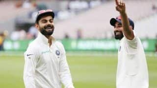 India vs Australia 2020 Schedule Test: Virat Kohli, Mohammed Shami Warm-up For Test Series With Intense Practice Sessions in Sydney | WATCH VIDEO