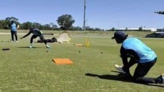 India vs Australia 2020 ODI: Team India Cricketers Undergo Net Session For Both Short And Long Formats