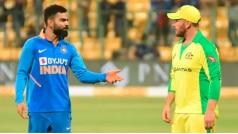 India vs Australia,1st ODI Playing XI Prediction:पहले वनडे में इस प्लेइंग XI के साथ उतर सकती है भारत-ऑस्ट्रेलिया की टीमें