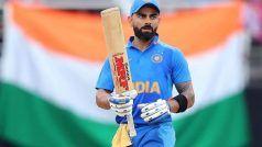 India vs Australia: पहले वनडे से पहले विराट कोहली ने दिखाया दम, खूब उड़ा रहे चौके-छक्के, देखें VIDEO