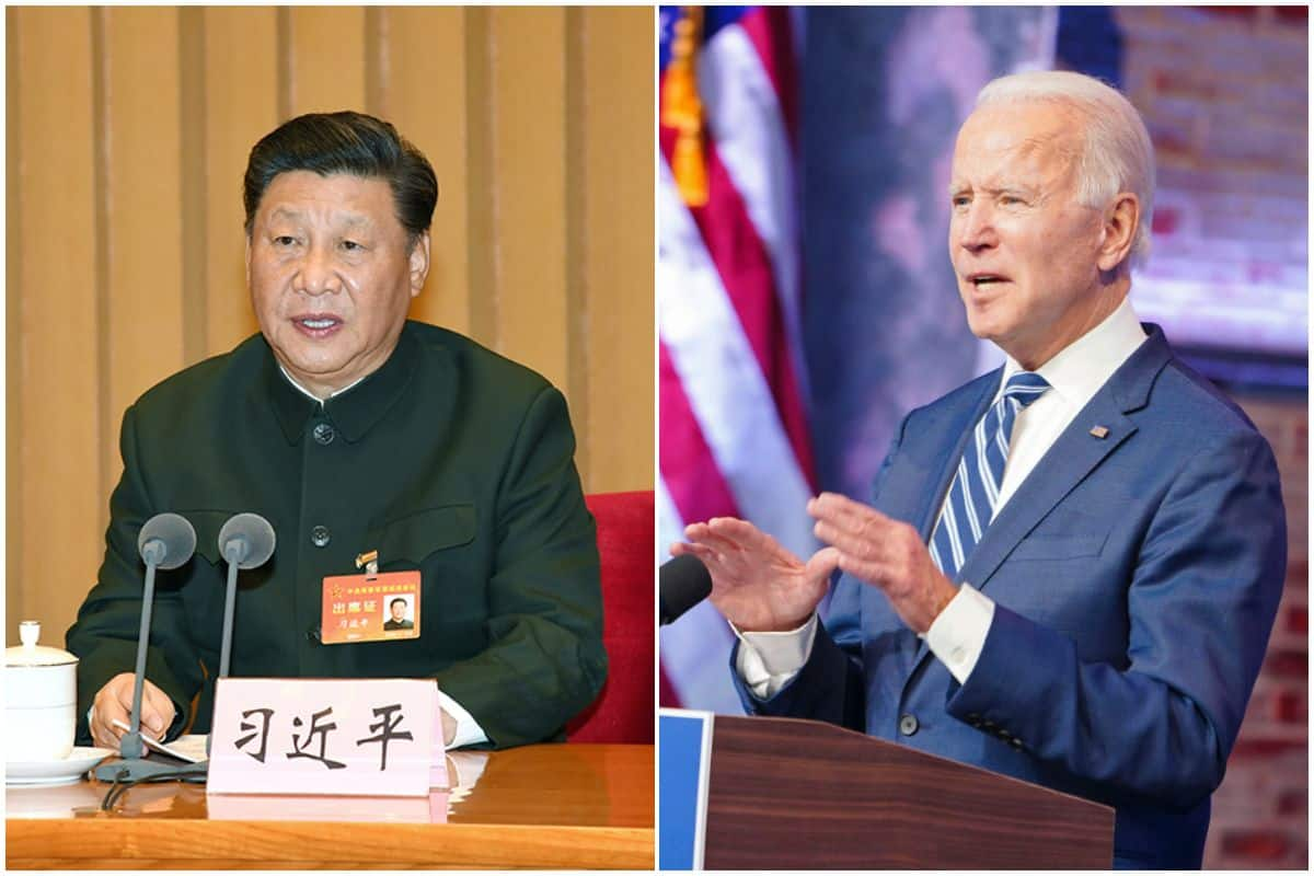 Xi Jinping Finally Congratulates Joe Biden; Hopes US, China Will Uphold  Spirit of Non-Confrontation | India.com