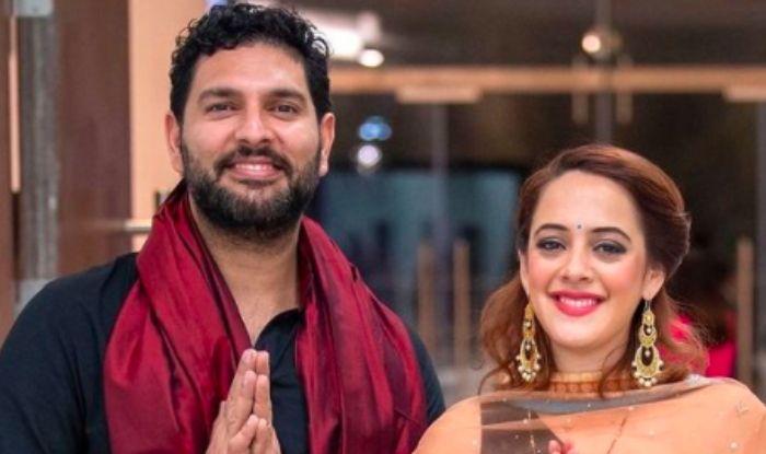 Yuvraj Singh, Hazel Keech wedding anniversary: युवराज सिंह-हेजल कीच मना रहे शादी की चौथी सालगिरह, देखें PIC