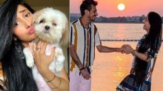 Trending cricket news yuzvendra chahal wants to walk till the end with dhanashree verma feonsay give hilarious reply 4221931