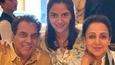 Ahana Deol Become Mother: नाना-नानी बने धर्मेंद्र और हेमा मालिनी, जुड़वां बच्चियों की मां बनीं छोटी बेटी अहाना