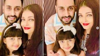 Aishwarya Rai Bachchan Expresses Her Love For Darling Angel Aaradhya in Birthday Post, Check Their Adorable Family Selfies