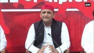 Won't Make Alliance With Any Major Parties: Akhilesh Yadav on 2022 UP Assembly Polls