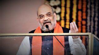 नगर निगम चुनाव: ओवैसी के गढ़ में बोले अमित शाह, इस बार हैदराबाद में मेयर भारतीय जनता पार्टी का होगा