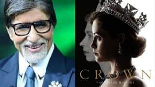 Amitabh Bachchan is a Big Fan of Netflix's The Crown - Here's The Proof