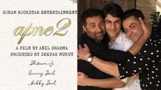 Apne 2 Starring Three Generations Dharmendra Deol, Sunny Deol, Bobby Deol, Karan Deol Releases on Diwali 2021