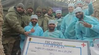 Indian Army Doctors Achieve New Feat, Perform Successful Appendix Surgery at 16,000 Feet in Eastern Ladakh