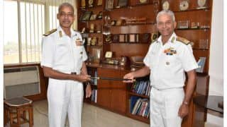 Indian Navy Prepared To Defeat Every Threat of Terrorism at Sea or From Sea: Vice Admiral MS Pawar