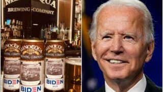 'Inoffensive & Not Too Bitter': Wisconsin Brewery Launches New Biden Beer After America's President-Elect