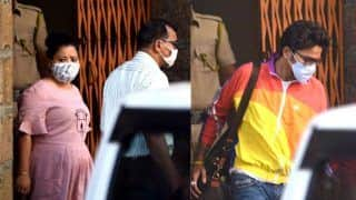 Bharti Singh-Haarsh Limbachiyaa's New Photos From NCB Office: Couple Taken For Medical Test