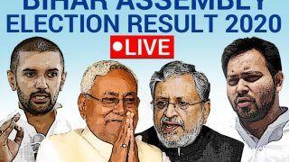 Bihar Election Result 2020 Live: कम्युनिस्ट पार्टी का बिहार चुनाव में शानदार प्रदर्शन, देखें इन सीटों के ताजा आंकड़े