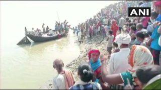 Bihar Boat Accident: गंडक नदीं में डूबी 25 यात्रियों से भरी नाव, 5 लोगों की बचाई गई जान, 20 लोग लापता
