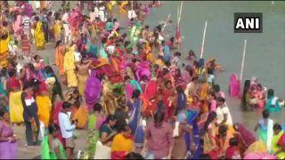 Chhath Puja Bihar 2020: नहाय-खाय के साथ शुरू हुआ महापर्व छठ, राज्यपाल-सीएम ने दीं शुभकामानएं