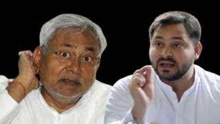 Bihar Politics: मर्यादा भूले तेजस्वी, सीएम नीतीश से पूछा सवाल-क्या आपको लड़की पैदा होने का डर था..