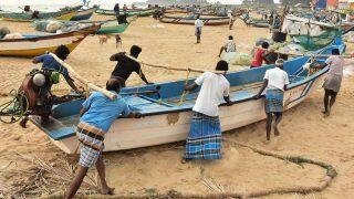 Sri Lankan Navy Releases All 54 Indian Fishermen Arrested This Week