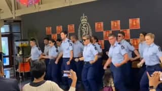 New Zealand Cops Dance to 'Kala Chashma' & 'Kar Gayi Chull' on Diwali, Set Twitter on Fire | Watch