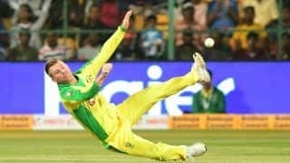 Australia vs India: Injured Warner Ruled Out of Remaining Limited-Overs Matches, Cummins Rested