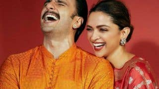 Deepika Padukone is 'Gajar Ka Halwa' And Ranveer Singh is 'Motichoor Laddoo' in New Diwali Memes