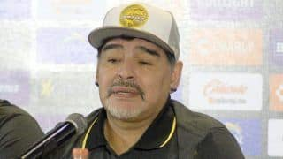 Diego Maradona's Doctor Under Investigation For Involuntary Manslaughter