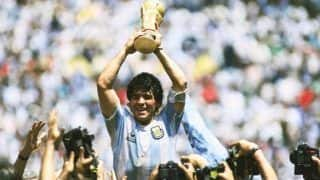 'RIP Legend' - Football World in Mourning After The Death of Argentine Icon Diego Maradona