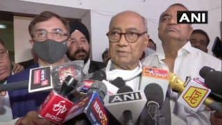 MP By-polls: EVMs are Not Tamper-proof, Selective Tampering is Done, Says Congress' Digvijaya Singh