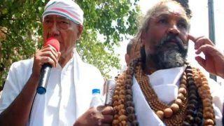 कम्प्यूटर बाबा की गिरफ्तारी पर दिग्विजय सिंह की प्रतिक्रिया- 'यह राज्य सरकार की राजनीतिक प्रतिशोध की चरम सीमा'