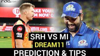SRH vs MI Dream11 Team Prediction IPL 2020: लीग के अंतिम मैच में हैदराबाद-मुंबई आज होंगी आमने-सामने, ये खिलाड़ी बना सकते हैं प्लेइंग XI में जगह