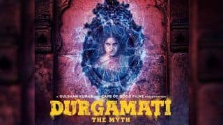Bhumi Pednekar's Film Now Renamed 'Durgamati The Myth', Actor Shares Spooky Poster