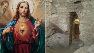 Jesus Christ! UK Archaeologist Claims to 'Find' Jesus' Childhood Home During Excavation in Israel's Nazareth