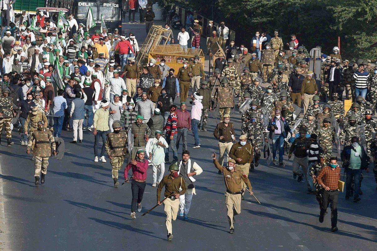 Farmers Protest Updates: Haryana CM Claims Khalistani Elements Part of  Protesters, Raised Slogans of Assassinating PM Modi