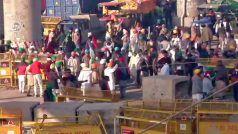 दिल्ली सरकार ने कहा- किसानों को जेल में नहीं डालना चाहिए, उन्हें दिल्ली आने दिया जाए