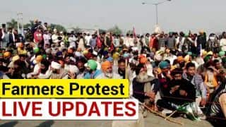 Farmers' Protest Day 5 : Agriculture Minister Narendra Singh Tomar Invites Farmer Unions for Discussion on Tuesday