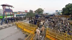 Farmers Protest LIVE: Protesters Permitted to Cross Singhu Border With Police Escort