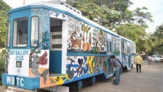 Artistic Twist: Kolkata Tram to be Turned Into Gallery; To Showcase Art & Paintings by Contemporary Artists
