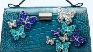 This Italian Brand Launches 'World's Most Expensive' Handbag Worth Over Rs 50 Crore, Know What's so Special About It