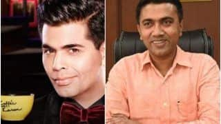 Inspired by 'Koffee With Karan', Pramod Sawant to Launch 'Coffee With CM' Series to Connect With The Youth