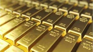 Gold Price Today: वायदा बाजार में फिसला सोना, फीकी पड़ी चांदी, जानें-ताजा भाव