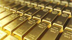 Gold price today 30 November 2020: अंतरराष्ट्रीय बाजार में आसमान से जमीन की ओर बढ़ रहे हैं सोने के भाव, पिछले चार साल में सबसे बड़ी गिरावट