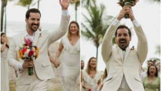Wait, What? Brazil Man Marries Himself After Fiance Breaks Up With Him, Wedding Pics Go Viral!