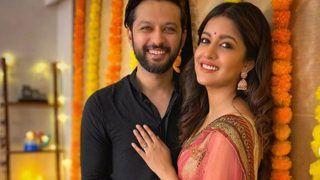 इशिता दत्ता की प्रेग्नेंसी की खबरों पर पति वत्सल सेठ ने किया खुलासा, बोले- 'मीठा खाने'